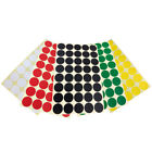25mm Office DIY Self Writing Filling Round Circle Coding Label Sticker