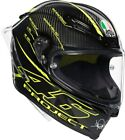 AGV VALENTINO ROSSI Pista GP R Project 46 3.0 Carbon MOTORCYCLE RACE Helmet