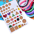 100 X Quilling Paper Strips Origami Paper Lucky Star Paper DIY Handcraft LuVV