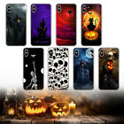 Shockproof TPU Halloween Phone Case Protective Cover Shell Scary For IPhone7 8