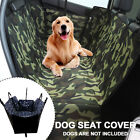 Pet Carrier Scratch Prevent Mat Hammock Cushion For Car Dog Seat Cover Fixed-
