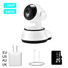 WiFi Baby Monitor 1080P Wireless Baby Sleeping  Monitor Two Way Audio Auto Track picture