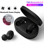 Wireless Earbuds Bluetooth 5.0 Waterproof Headphones for iPhone Samsung Android