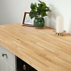 SALE Solid Oak Kitchen Worktops Wood 3M 4M Breakfast Bars Wooden Work Surface