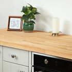 SALE Solid Oak Kitchen Worktops 3M 4M & Breakfast Bars, Wooden Work Surface