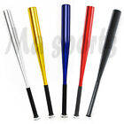 NEW LASER ALUMINIUM LONG BARREL TRAINING BASEBALL ROUNDERS BAT VARIOUS COLOUR