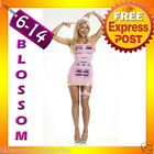B84 Sexy Remote Control Hen Humour Fancy Dress Costume