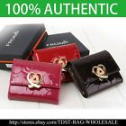 [Fromb] KOREAN Ladies Wallet Trifold  Rose Heart Buckle Wallet ID Purse -KR406S