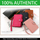 [OMNIA]Crystal Korean Ladies GENUINE LEATHER Card Case Credit Card Holder KR350