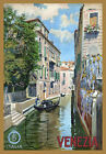 TR4 Vintage Italian Venice Italy Travel Poster A1 A2 A3