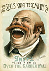 TH57 Vintage Snitz Comedy Theatre Poster Print A1 A2 A3