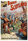 TH90 Vintage Scotland Drama Theatre Poster Art A1 A2 A3