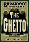 TZ20 Vintage Broadway Ghetto Theatre Poster A1 A2 A3