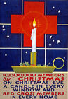 W51 Vintage WWI Red Cross Christmas Eve Recruitment Poster WW1 - A1 A2 A3