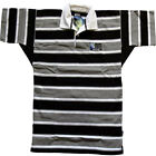 Official Rugby World Cup 2011 Stripe S/S Mens Polo Shirt - All Sizes - rrp £40