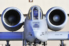 MA20 Military Aircraft A-10 A10 Thunderbolt II Warthog Jet Poster Print - A2 A3