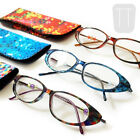 NEW PRETTY READY READING GLASSES & CASE IN MULTI, BLUE & RED +1.5+2.0+2.50+3.00