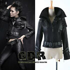 PUNK HARD KING Y370 Cosplay Gothic MILITARY JACKET BLACK BLAZER S-XXL