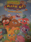 Choose Any Topps MOSHI MONSTERS MASH UP TCG - Series 1 Trading Card  # 1 - 30