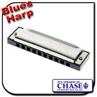 Stagg Harmonica 10 Hole In Key Of A B Bb C D E F G - Diatonic - Blues Harp Set