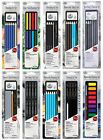 ARTIST TIN DRAWING ART SETS CHARCOAL SKETCHING PENCILS WATERCOLOUR PAINT PASTELS