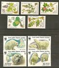 RUSSIA THEMATIC SETS.1962/1990 UNMOUNTED MINT.
