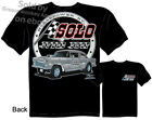55 Chevy T shirt Racing Shirts Solo Speed Shop 1955 Gasser Tee M L XL 2XL 3XL