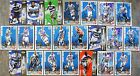 Signed QUEENS PARK RANGERS Cards Panini Blackstock Camp Leigertwood Nardiello