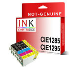 6 NON-OEM COMPATIBLE INKS CARTRIDGES Replace FOR STYLUS PRINTERS