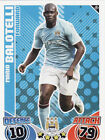 Match Attax 10/11 Manchester City Cards Pick Your Own From List