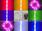 5set LED 10 Wire String Waterproof Light Battery Operated Christmas Wedding Vase
