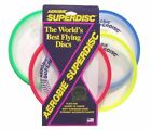 AEROBIE SUPER DISC FLYING DISC FRISBEE -4 COLOURS AVAILABLE