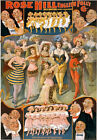 B42 Vintage Classic Burlesque Theatre Poster A1 A2 A3