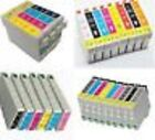 Cheap Compatible Chipped Ink Cartridges for Epson Stylus (Full Sets and singles)