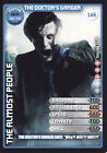 Dr Who Monster Invasion Extreme Common Trading Cards Pick From List 166 To 206