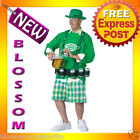 C275 Cheers N' Beers St Patrick's Day Oktoberfest Adult Mens Costume STD