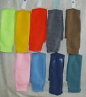 "Sexy Warm 22"" Leg Warmers~Blues~Orange~Tan~Gray~Ships Free~New"
