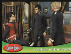 Captain Scarlet Trading Cards Pick From List  44 To 72