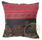 EA156 Red Chinese Soft Cotton Fabric Cushion Cover/Pillow Case*Custom Size*