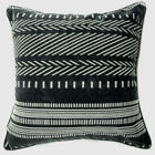 UL31a Off White Stripe Line Velvet Style Cushion Cover/Pillow Case *Custom Size*