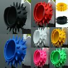 1PC Punk Rock Gothic Spikes Rivet Cone Studs Cuff Wristband Band Bracelet Bangle