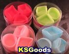 24 Mini Silicon Silicone Chocolate Moulds Sweets Soap cake