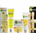 Garnier Light Skin Care Range Eye Roll-on Even or Fairnes Face Wash, Moisturiser