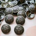 Brass Heraldic 20mm  Metal Buttons Sewing Collectable Craft MB004