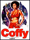 COFFY Pam Grier vintage movie T SHIRT Men's 8 colours 6 sizes vigilante drugs 73
