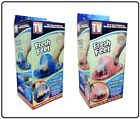 FRESH FEET CLEANS MASSAGER & SCRUBBER FOR YOUR FOOT IN SHOWER BRUSH