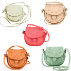 Lovely Women Mini Small Adjustable Shoulder Bag Handbag Pouch 5 Color Purse J