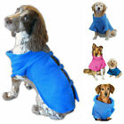 Dog cat pet fleece warm coat blanket snuggle with sleeves Small Medium Large