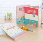 Hello Coco Study Planner New Version Diary Journal Scheduler Organizer Agenda