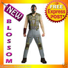 C686 Batman The Dark Knight Rises Bane Halloween Super Hero Adult Costume